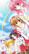 Gift 〜eternal rainbow〜【神代縁,木之坂霧乃,藤宮千紗,深峰莉子,外薗綸花】iPhone5(744×1392) #37195