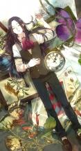 HUNTER × HUNTER【イルミ・ゾルディック】iPhone5(744×1392) #45715