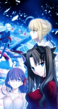 Fate/stay night,Fate/hollow ataraxia【カレン・オルテンシア,間桐桜,セイバー,遠坂凛】武内崇,iPhone6 PLUS(1080×1920) #54518