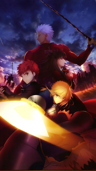 Fate Zero 遠坂 凛の壁紙 | 壁紙キングダム PC ...