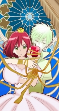 赤髪の白雪姫【白雪(赤髪の白雪姫),ゼン・ウィスタリア・クラリネス】iPhone6(750×1334) #88409