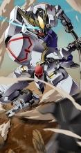 機動戦士ガンダム 鉄血のオルフェンズ【ガンダム・バルバトス】iPhone7(750×1334) #103717
