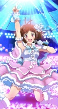 THE iDOLM@STER Dearly Stars【日高愛】iPhone8(750×1334) #125814