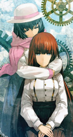 Steins Gate Iphone 壁紙一覧 Wallpaperboys Com