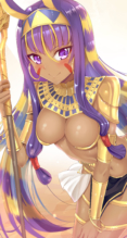 Fate/Grand Order,Fate/stay night【ニトクリス】iPhone XS MAX(1242 x 2688) #152099