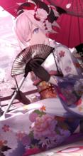 Fate/Grand Order,Fate/stay night【宮本武蔵(Fate/Grand Order)】iPhone8(750 x 1334) #159816