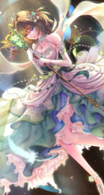 THE iDOLM@STER シンデレラガールズ【高垣楓】iPhoneSE(750 x 1334) #167669
